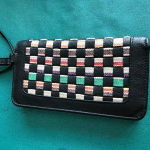 Non branded Women's Multicolored Leather Wallet